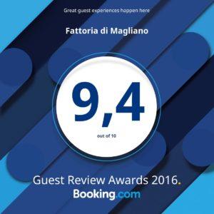 booking Fattoria di Magliano