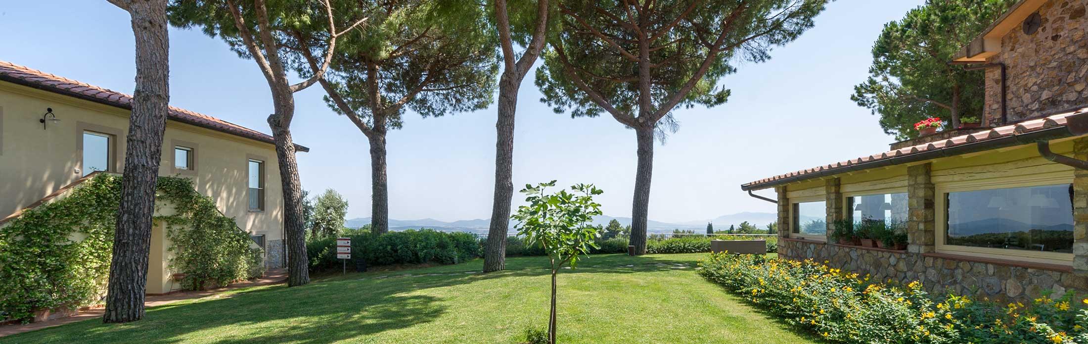 Agriturismo-in-Toscana-Fattoria di Magliano